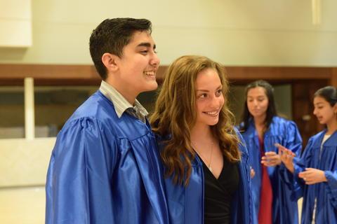 Twin Groves Graduation Class of 2018 0028