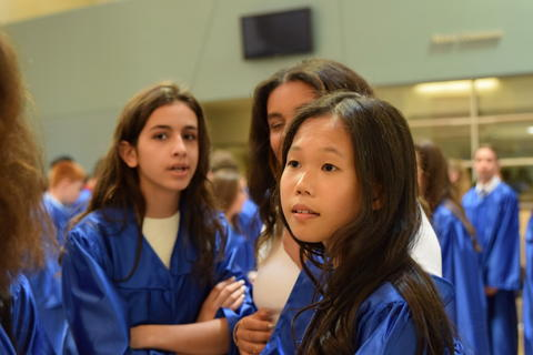 Twin Groves Graduation Class of 2018 0029