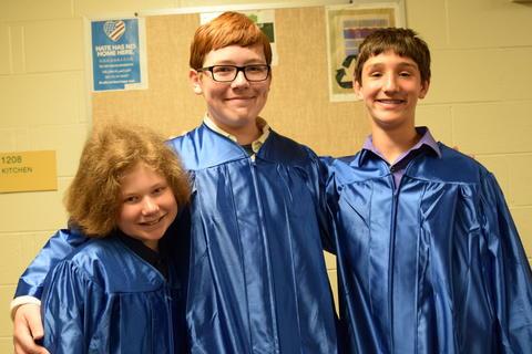 Twin Groves Graduation Class of 2018 0030