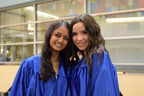 Twin Groves Graduation Class of 2018 0031