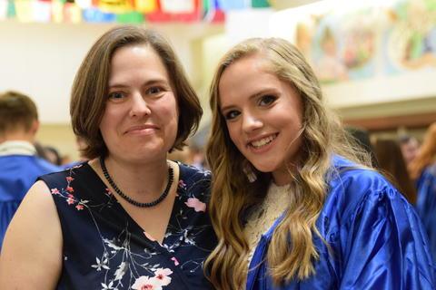 Twin Groves Graduation Class of 2018 0033