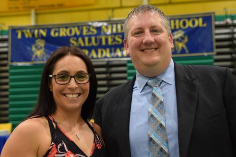 Twin Groves Graduation Class of 2018 0049