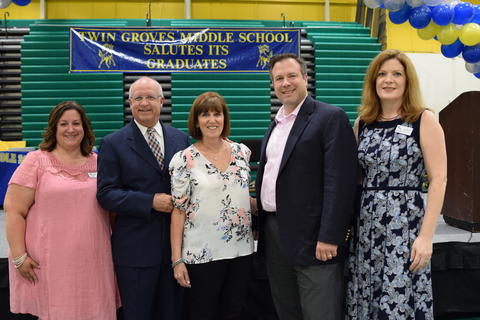 Twin Groves Graduation Class of 2018 0056