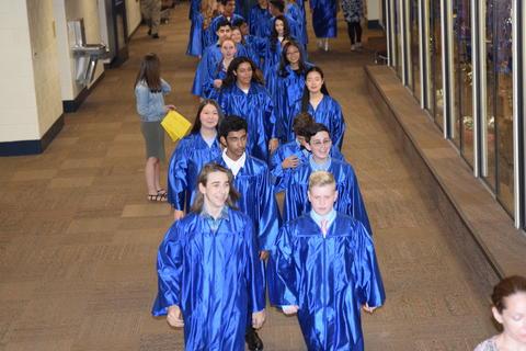Twin Groves Graduation Class of 2018 0065
