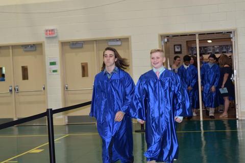 Twin Groves Graduation Class of 2018 0066