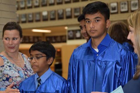 Twin Groves Graduation Class of 2018 0069