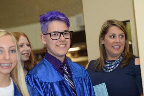 Twin Groves Graduation Class of 2018 0078