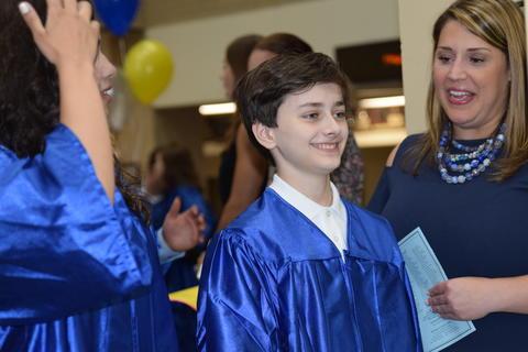 Twin Groves Graduation Class of 2018 0080