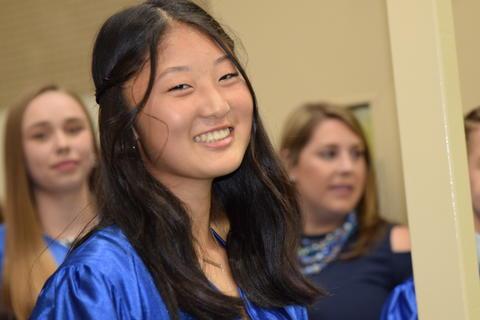 Twin Groves Graduation Class of 2018 0084