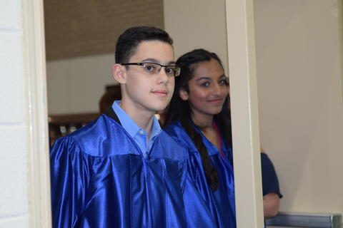 Twin Groves Graduation Class of 2018 0089