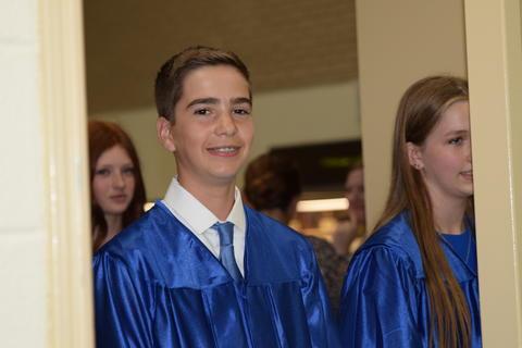 Twin Groves Graduation Class of 2018 0091