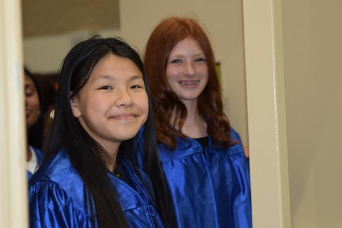 Twin Groves Graduation Class of 2018 0092