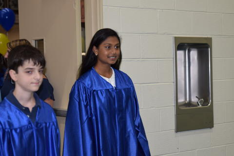 Twin Groves Graduation Class of 2018 0093