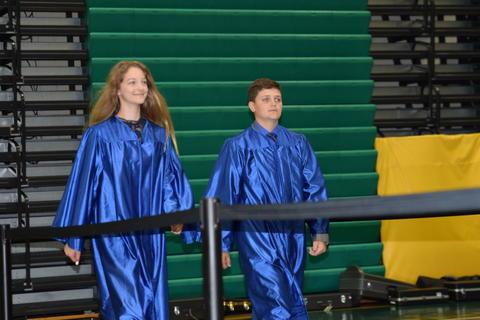 Twin Groves Graduation Class of 2018 0105
