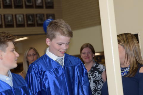 Twin Groves Graduation Class of 2018 0109