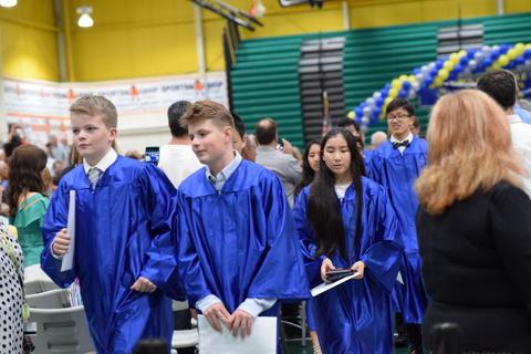 Twin Groves Graduation Class of 2018 0119