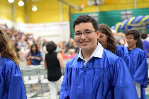 Twin Groves Graduation Class of 2018 0132