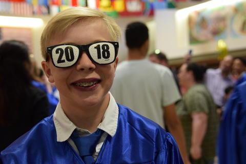 Twin Groves Graduation Class of 2018 0165