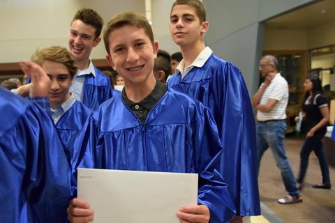 Twin Groves Graduation Class of 2018 0167