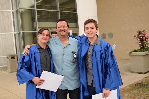 Twin Groves Graduation Class of 2018 0172