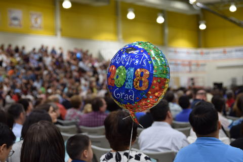 Twin Groves Graduation Class of 2018 0340
