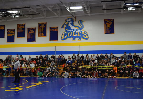 6th-Annual Lindsey Durlacher Wrestling Tournament Is Jan. 19