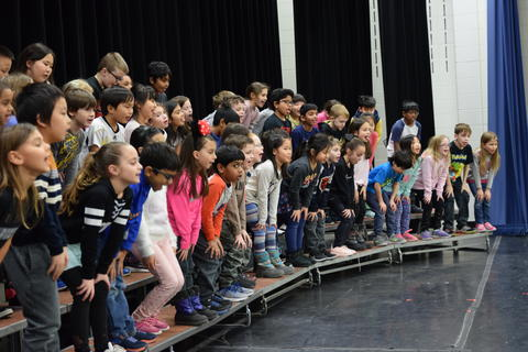 Ivy Hall 2nd-Grade Concert 0106