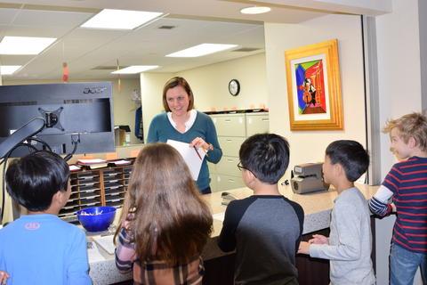 Community Civics Lesson Photo #7