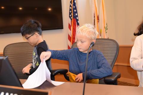 Community Civics Lesson Photo #9