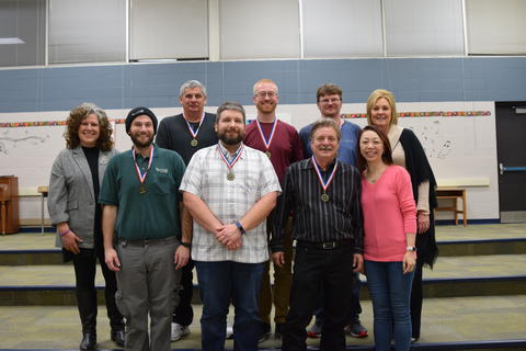Board of Education Recognition - Photo #31