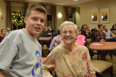 Singing with Sedgebook Residents - Photo #24