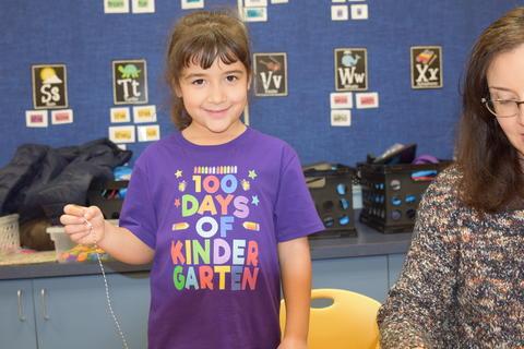 Celebrating 100 Days of Kindergarten - Photo #4