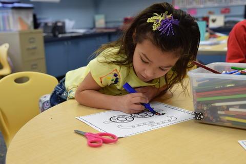 Celebrating 100 Days of Kindergarten - Photo #9