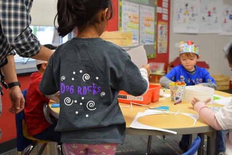 Celebrating 100 Days of Kindergarten - Photo #38