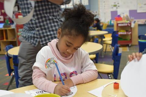 Celebrating 100 Days of Kindergarten - Photo #12