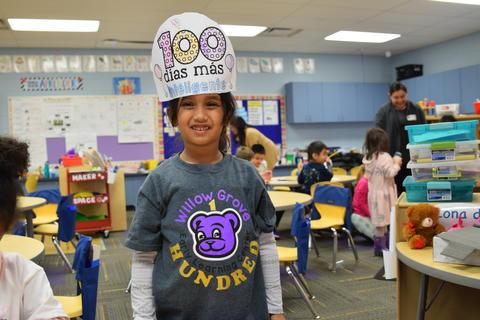 Celebrating 100 Days of Kindergarten - Photo #15