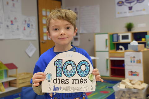 Celebrating 100 Days of Kindergarten - Photo #3