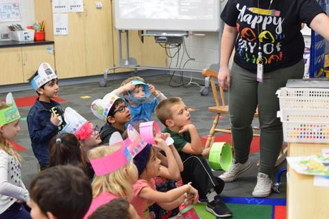 Celebrating 100 Days of Kindergarten - Photo #17