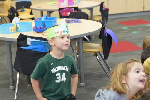 Celebrating 100 Days of Kindergarten - Photo #18