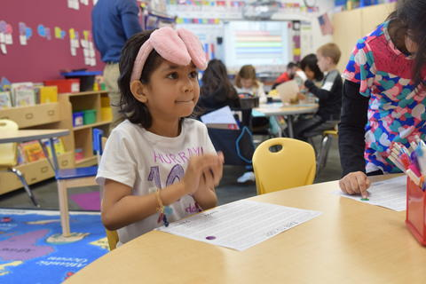 Celebrating 100 Days of Kindergarten - Photo #23