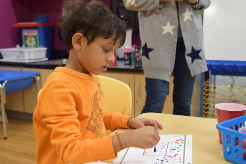 Celebrating 100 Days of Kindergarten - Photo #26