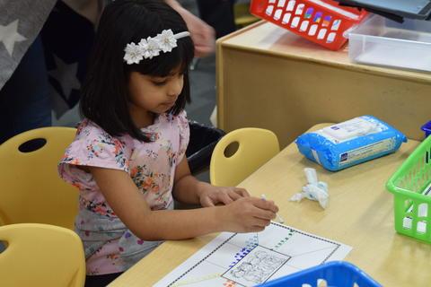 Celebrating 100 Days of Kindergarten - Photo #29