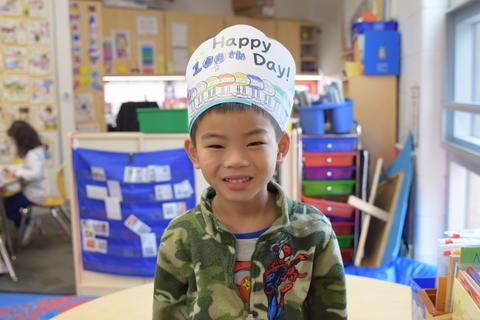 Celebrating 100 Days of Kindergarten - Photo #30