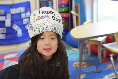 Celebrating 100 Days of Kindergarten - Photo #34