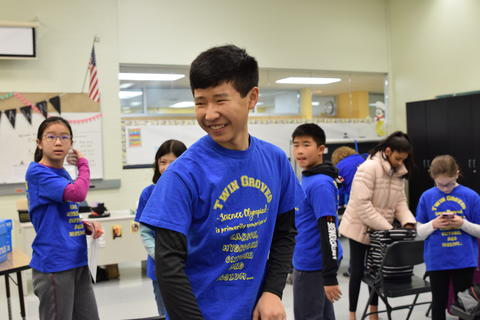 Science Olympiad Invitational - Photo #12
