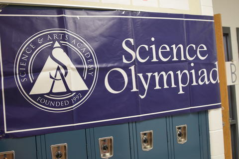 Science Olympiad Invitational - Photo #1