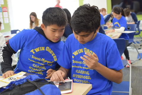 Science Olympiad Invitational - Photo #18