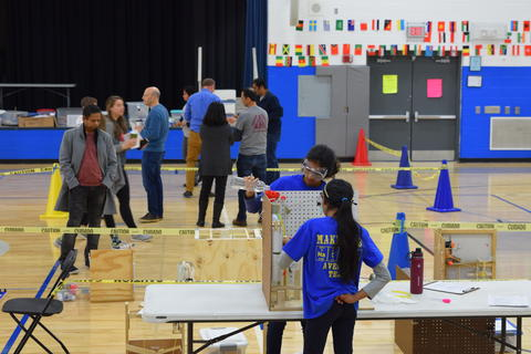 Science Olympiad Invitational - Photo #23