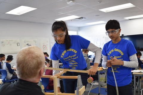 Science Olympiad Invitational - Photo #28