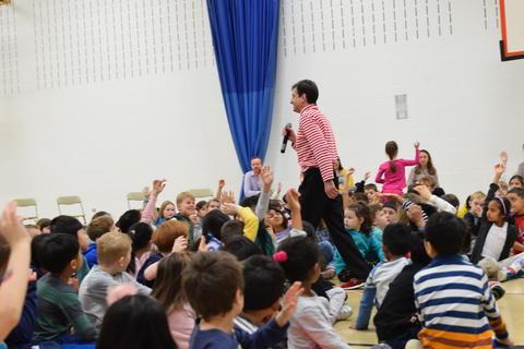 Bringing Literature to Life at Ivy Hall - Photo #9